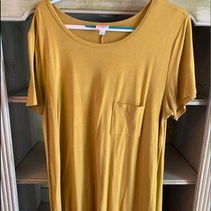 Lularoe Carley dress - 2X